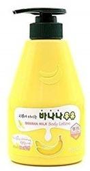 Kwailnara Banana Milk Body Lotion Bananowe mleczko do ciała 560g