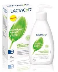 LACTACYD Fresh żel do higieny intymnej 200ml