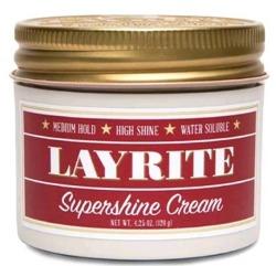 LAYRITE Supershine Cream Utrwalający krem do włosów 120g