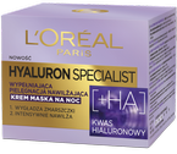LOREAL HYALURON SPECIALIST Krem do twarzy na noc 50ml