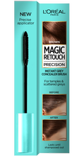 LOREAL MAGIC RETOUCH PRECISION Maskara do retuszu odrostów 3 BRĄZ