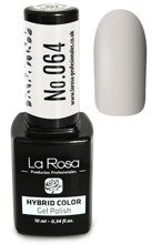 La Rosa Gel Polish Hybrid Color Lakier hybrydowy 064 10ml