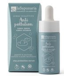 LaSaponaria bioaktywne serum ochronne przed smogiem ANTI POLLUTION 15ml