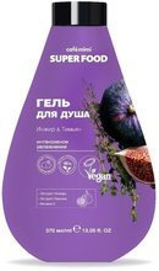 Le Cafe Mimi Super Food Żel pod prysznic Figa&Tymianek 370ml
