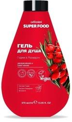 Le Cafe Mimi Super Food Żel pod prysznic Goji&Rozmaryn 370ml