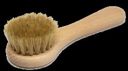 Little Wood Szczotka do włosów dla dzieci ze szczeciną dzika