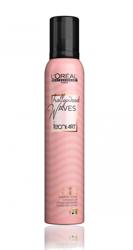Loreal Professionnel Tecni Art Hollywood Waves Spiral Queen - Pielęgnująca pianka podkreślająca loki i fale 200 ml