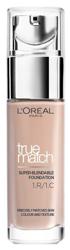 Loreal True Match Super Blendable Foundation Podkład dopasowujący się do skóry twarzy 1R/1C Rose Ivory 30ml