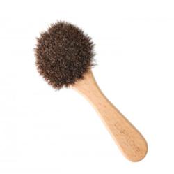Lullalove Profesjonalna szczotka do twarzy i szyi - naturalne włosie