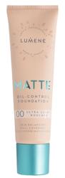 Lumene  Matte Control Podkład matujący 00 Ultra Light 30ml