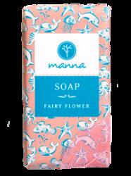 MANNA mydło w kostce Fairy Flower 90g