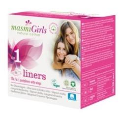 MASMIgirls wkładki higieniczne dla nastolatek Size 1 12szt.