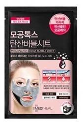 MEDIHEAL Mogongtox maska Bąbelkowa peelingująco-oczyszczająca 18ml