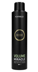 MONTIBELLO Decode Volume Miracle Spray Spray nadający włosom objętość i fakturę 250ml