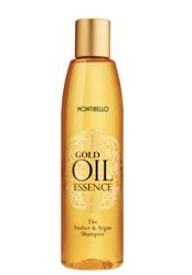 MONTIBELLO Gold Oil Essence A&A Shampoo Bursztynowo-arganowy szampon do włosów 250ml