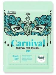 MUJU Carnival Maseczka odmładzająca w płachcie 1szt