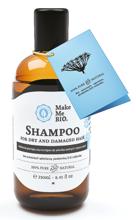 Make Me Bio Delikatny szampon do włosów suchych i zniszczonych 250ml