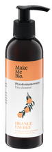 Make Me Bio Orange Energy Płyn do mycia twarzy 200ml