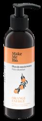 MakeMeBio Orange Energy Płyn do mycia twarzy 200ml