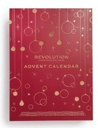 Makeup Revolution Advent Calendar Kalendarz adwentowy z kosmetykami Zestaw Wyjątkowy Prezent