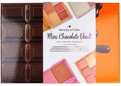 Makeup Revolution Chocolate Vault Mini Zestaw Wyjątkowy Prezent