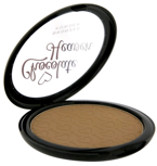 Makeup Revolution  - I heart Makeup  The go Bronzer Chocolate Heaven - Puder brązujący