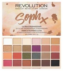 Makeup Revolution Soph X Eyeshadow Palette Paleta cieni do powiek