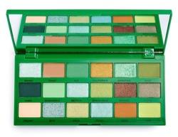 Makeup Revolution TASTY Shadow Palette Paleta Cieni do Powiek Avocado 22g