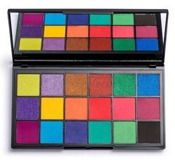 Makeup Revolution  X Tammi Tropical Carnival Palette Paleta cieni do powiek