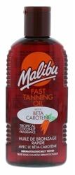 Malibu Fast Tanning Oil with Beta Carotene Olejek przyspieszający do opalania 200ml