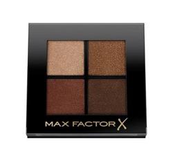 Max Factor Colour X-Pert Soft Touch Palette Paleta cieni do powiek 004 Veiled Bronze