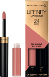 Max Factor Lipfinity Lip Colour Pomadka do ust + Baza nabłyszczająca 006