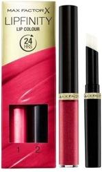 Max Factor Lipfinity Lip Colour Pomadka do ust + Baza nabłyszczająca 040