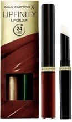 Max Factor Lipfinity Lip Colour Pomadka do ust + Baza nabłyszczająca 355