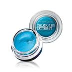 Maybelline Color Tatoo 24HR - Cień do powiek w kremie 20 Turquoise Forever, 4 ml
