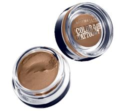 Maybelline Color Tatoo Metal 24HR - Cień do powiek w kremie 35 On and on Bronze, 4 ml