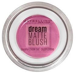Maybelline Dream Matte Blush Róż do policzków w kremie 40 Mauve Intrigue 6g