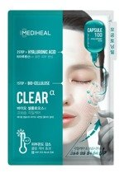 Mediheal Capsule100 2-etapowa maska z kwasem hialuronowym