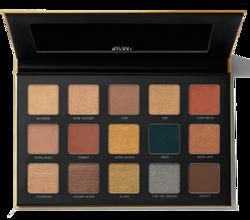 Milani GILDED GOLD Eyeshadow Palette Paleta cieni do powiek 9g
