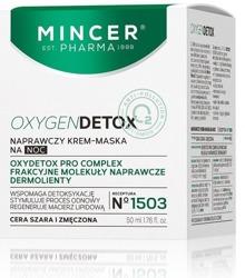 Mincer Pharma OxygenDetox Gel Naprawczy krem-maska N1503 50ml