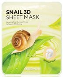 Missha Snail 3D Sheet Mask Maska w płachcie ŚLUZ ŚLIMAKA 23g
