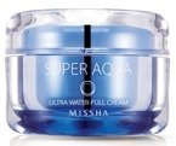 Missha Super Aqua Ultra Waterfull Cream Nawilżający krem do twarzy 80ml