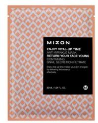 Mizon Enjoy Vital-Up Time Anti-Wrinkle - Maseczka przeciwzmarszczkowa 30ml