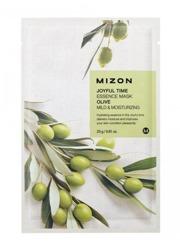 Mizon Joyful Time Essence Mask Olive Nawilżająca maska w płacie Oliwka 23g