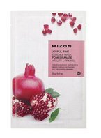 Mizon Joyful Time Essence Mask Pomegranate Maska w płacie z ekstraktem z granatu 23g