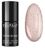 NEONAIL Think Blink! Lakier hybrydowy 6315 Shiny Rose 7,2ml