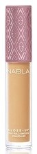 Nabla Close-Up Concealer Stay Full Smooth Korektor w płynie Golden Beige 4ml