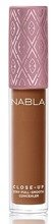 Nabla Close-Up Concealer Stay Full Smooth Korektor w płynie Mocha 4ml