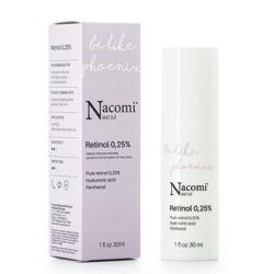 Nacomi Next Level Be Like Phoenix Retinol 0,25% Serum do twarzy z retinolem 0,25% 30ml