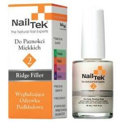 Nail Tek Foundation II - Wygładzająca podkładowa odżywka do słabych paznokci